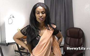 Sister Seduces Step Brother (tamil and english)