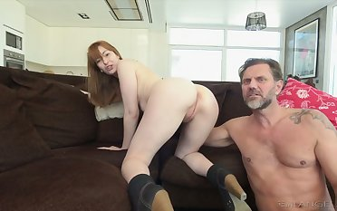 Kinky Denise Martin is always ready to erode greater than strong chunky bushwa of her board