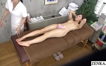 Inverted massage JAV breast and inner thigh course Subtitles